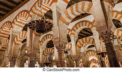 Mosque-Cathedral of Cordoba - The Mosque-Cathedral of...