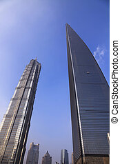 shanghai world financial center - Shanghai World Financial...