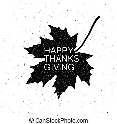 Happy Thanksgiving Day Holiday Vector Illustration With...