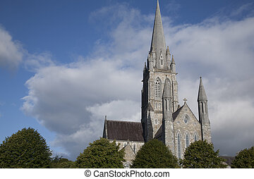 Cathedral Church; Killarney; County Kerry; Ireland
