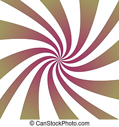 Swirl design background - Abstract gradient color swirling...