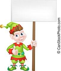 Sign Elf
