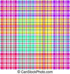 Abstract rainbow seamless pattern - Abstract rainbow...