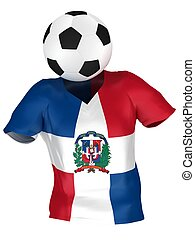 National Soccer Team of Dominican Republic | All Teams...