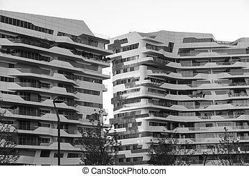 Milan Italy: Citylife - Milan Lombardy, Italy: Citylife,...