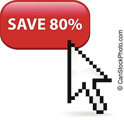 Save Eighty Percent Button Click - Save eighty percent...