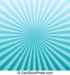 Colorful image with sun beam texture on background