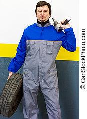 Tyre Specialist