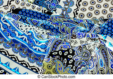 fabric silk texture. Byzantine silk is silk woven in the...