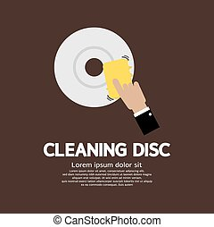 Cleaning Disc.