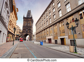 Prague - Powder tower