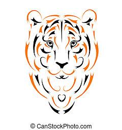 Tiger, symbol 2010 year