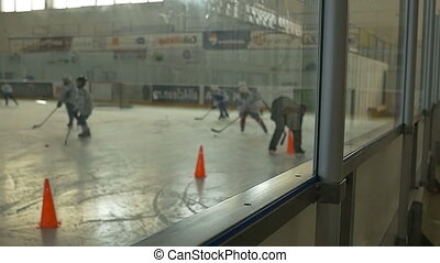 Kids Hockey Training Day