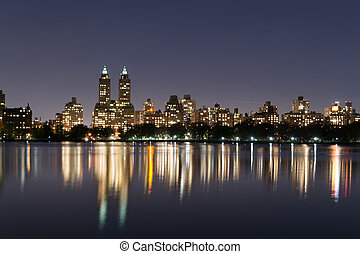 Reflection of the UWS