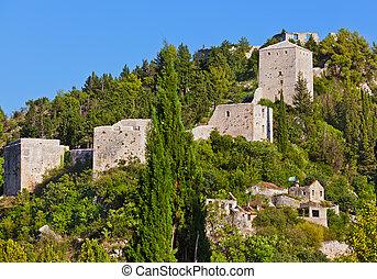 Stolac - Bosnia and Herzegovina - architecture travel...