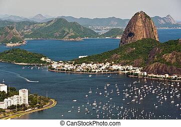 Sugarloaf Mountain, Rio de Janeiro - Sugarloaf Mountain,...