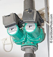 Water pump for heating system