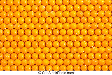 Air gun pellets background