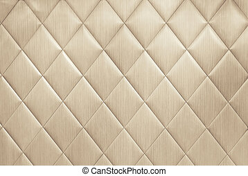 Abstract beige texture of small rhombs