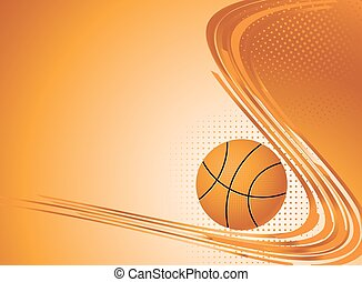 Abstract sport background.