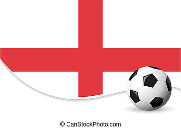England world cup background