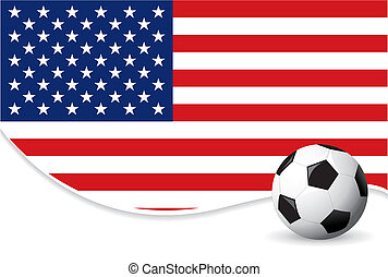 USA world cup background