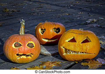 Horror of Halloween
