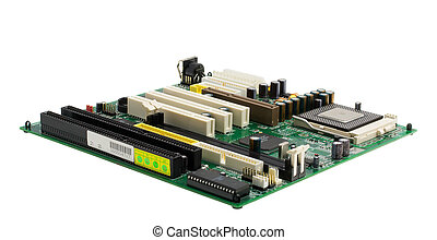 computer motherboard - Compact computer motherboard