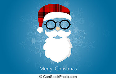 Christmas Holiday Greeting Card