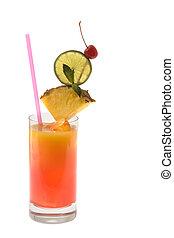 Tequilia Sunrise Cocktail