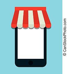 Digital marketing and online sales