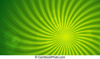 Green bright abstract video animation - Green bright...