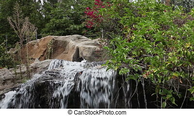 Beautiful veil cascading waterfalls - Beautiful waterfall...