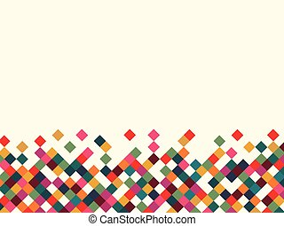 vector illustration of a triangle - vector illustration of a...