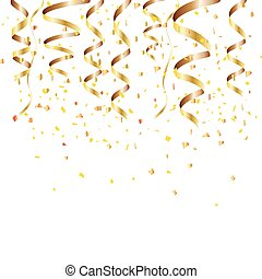 Happy new year background with gold - Illustration of Happy...