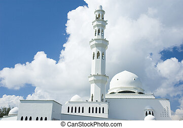 mosque islamic achitecture