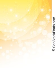 abstract vertical yellow background vector