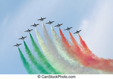 Airforce demonstration