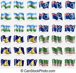 KabardinoBalkaria, Cook Islands, Tokelau, Chechen Republic...
