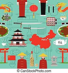 Chinese Seamless Pattern