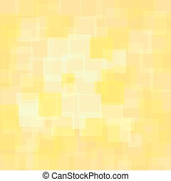 Abstract Yellow Squares Background Abstract Yellow Squares...