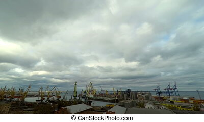Sea Trading Port Activity. - Sea Trading Port Activity at...