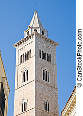 Belltower Cathedral Trani Apulia