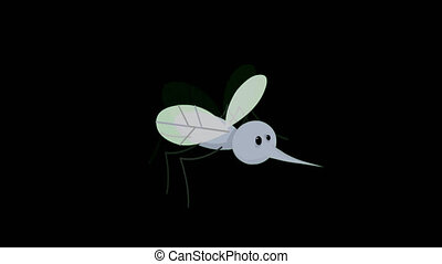 "Mosquito Animated Cartoon - ""Mosquito Animated Cartoon. A..."
