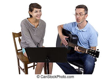 Music Classes with Guitar