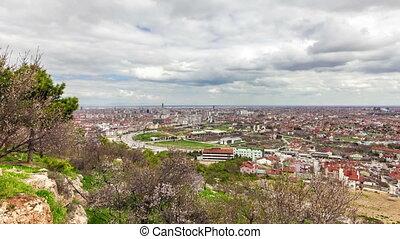 konya city timelapse