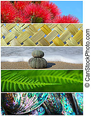 Iconic New Zealand Nature Background Photos - A collection...