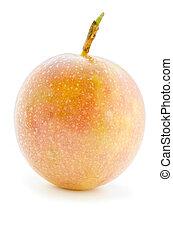Fruit of Passion (Passiflora edulis)