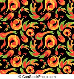 african ethnic seamless pattern royalty free stock...