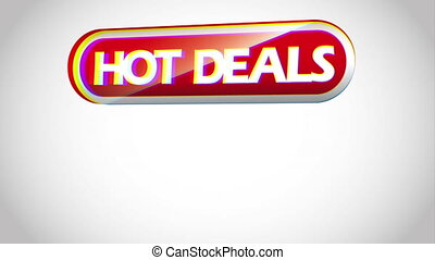 Hot deal design, Video Animation HD1080